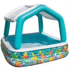 Piscina pentru copii Intex cu acoperis - Piscina copii