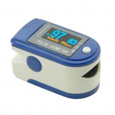 Pulsoximetru Contec CMS-50D, ecran LED, puls 30-255 - Aparat monitorizare