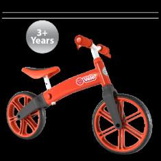 Bicicleta fara pedale Yvelo Red YBike - Bicicleta copii