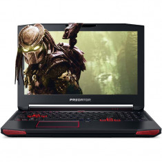 Laptop Acer 15.6'' Predator G9-593, FHD, Intel Core i7-6700HQ, 8GB DDR4, 256GB SSD, GeForce GTX 1070 8GB, Linux, Black