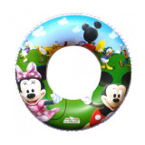Colac inot Mickey Mouse Bestway, 50 cm, 3-6 ani - Colac plaja