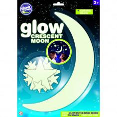 Semiluna fosforescenta, Glowstars Company, 3 ani