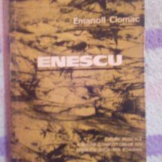 Enescu-Emanoil Ciomac - Carte Arta muzicala