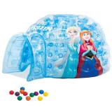 Centru de joaca tip iglu Frozen, 12 bile incluse - Jocuri Logica si inteligenta