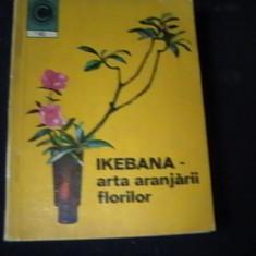 IKEBANA-ARTA ARANJARII FLORILOR-LAURA SIGARTAU-, Alta editura