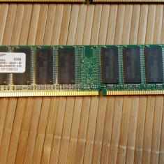 Ram PC Samsung 1GB DDR1 400 MHz M368L2923BTM-CCC - Memorie RAM laptop