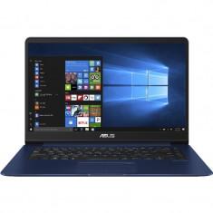 Laptop ASUS 15.6'' ZenBook UX530UX, FHD, Core i7-7500U, 8GB DDR4, 512GB SSD, GTX 950M 2GB, Win 10 Home, Blue