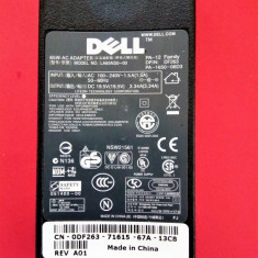 Incarcator / alimentator Laptop DELL 19.5V 3.34A 65W / PA-12 Family, LA65NS0-00 - Incarcator Laptop Dell, Incarcator standard