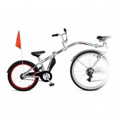 Bicicleta Co-Pilot, WeeRide, 4-9 ani
