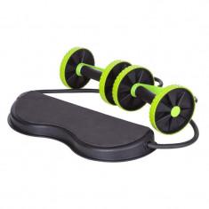 Aparat de fitness Revoflex Xtreme, Negru/Verde