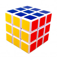 Cub Rubik Toys, 6 fete colorate - Jocuri Logica si inteligenta