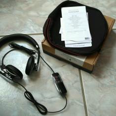 Casti cu microfon Plantronics Blackwire C725 nou headset headphones - Casca PC