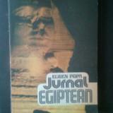 Eugen Popa - Jurnal egiptean (Editura Sport-Turism, 1988) - Carte de calatorie