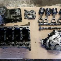 Bloc, chiulasa, piston, axa, vibrochen, biela BMW E46 320d 150cp an 2004 - Chiulasa Moto