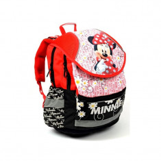 Ghiozdan anatomic Minnie Mouse - Set rechizite BTS