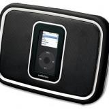 Boxe portabile Altec Lansing iM9 pentru iPod Black - Boxa portabila