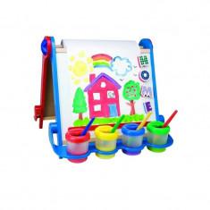 Sevalet magnetic pentru masa - Jocuri Forme si culori Alex Toys