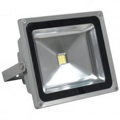 Proiector cu LED 30W, ECO LED, culoare gri - Proiectoare tuning