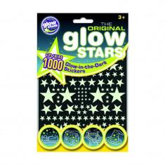 Stickere 1000 stele fosforescente, Glowstars Company