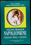 3) Catalogul medaliilor napoleoniene,Napoleon Bonaparte Livia Calian MNIT