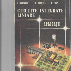 Circuite integrate liniare. Aplicatii.