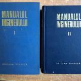 Gheorghe Buzdugan - Manualul inginerului {2 volume, 1965-66}