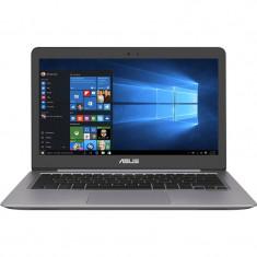 Ultrabook ASUS 13.3'' Zenbook UX310UA, FHD, Procesor Intel® Core™ i3-7100U, 4GB DDR4, 500GB + 128GB SSD, GMA HD 620, Win 10 Home - Laptop Asus