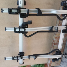 SUPORT THULE PRORIDE 591 ALUMINIU - KIT COMPLET PTR 3 BICICLETE - Suport Bicicleta