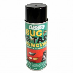 Solutie curatat urme de insecte si smoala Abro, 340 g - Cosmetice Auto