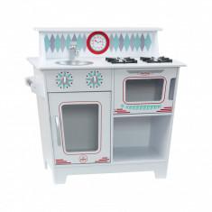 Bucatarie pentru copii Classic White - Kidkraft