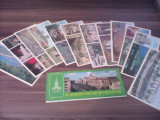 SET CARTI POSTALE 12 BUC.KIEV OLIMPIADA MOSCOVA 1980, Necirculata, Printata