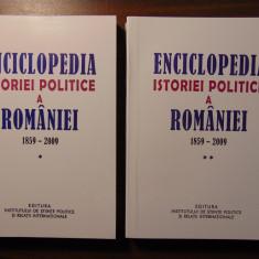 Enciclopedia istoriei politice a Romaniei, vol 1, 2 - Stelian Neagoe (2009)