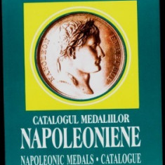 1) Catalogul medaliilor napoleoniene,Napoleon Bonaparte Livia Calian MNIT