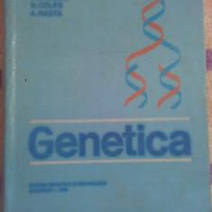 Genetica-Prof.Dr.Doc.T.Craciun...