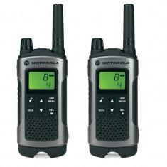 Statii radio profesionale Motorola T80, 10 Km, LCD - Statie radio