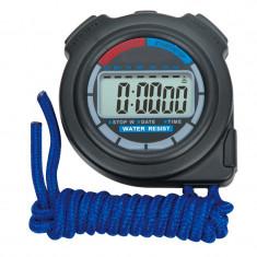Cronometru XL-022, ecran digital, rezistent la apa