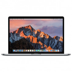 Laptop Apple 15.4'' MacBook Pro 15 Retina, i7 2.6GHz, 16GB, 256GB SSD, Radeon Pro 450 2GB, Mac OS Sierra, Space Grey, INT keyboa - Laptop Macbook Pro