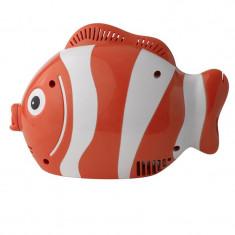 Aparat aerosoli cu compresor Scian Healthy Fish - Aparat respiratoriu