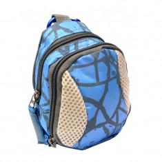 Mini rucsac Lamonza A11593, Albastru