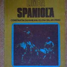Limba spaniola Curs practic