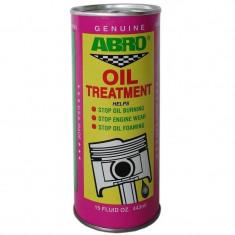 Aditiv pentru ulei motor Abro, 443 ml - Aditivi auto