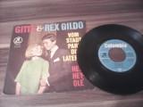 Cumpara ieftin DISC VINIL GITTE & REX GILDO 1963 DISC COLUMBIA STARE FOARTE BUNA