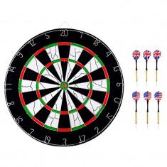 Joc darts profesional, 6 sageti - Dartboard
