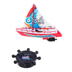 Barca Sail King 311-A6, 2 motoare, telecomanda - Skijet