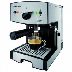 Espressor Trento Taurus, 15 bari, 1350 W, Inox