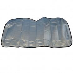 Parasolar folie aluminiu 1 fata, 70 cm x 150 cm - Parasolar Auto RoGroup