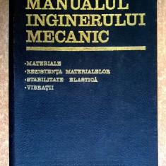 Manualul inginerului mecanic, vol. 2