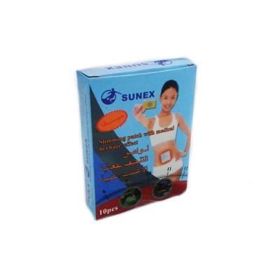 Plasturi pentru slabit Sunex, 10 bucati foto