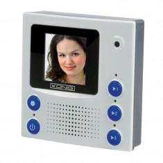 Memo video digital Konig, 2 baterii, magnet incorporat