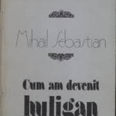 Mihail Sebastian cum am devenit huligan